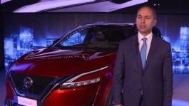 Intervista Istituzionale Marco Toro -  Nuovo Nissan Qashqai CUT