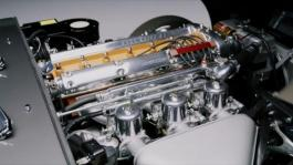 60TH E-Type EXT BROLL Details 1 1