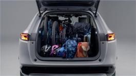 331863 Honda HR-V e HEV 2021 - B-roll Interior
