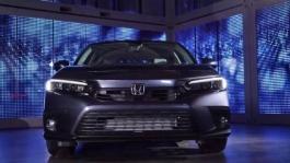 2022 Honda Civic Design