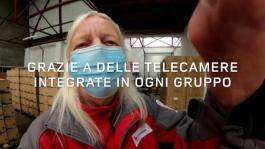 Land Rover per Croce Rossa