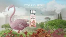 Ferragamo Parfums Storie Di Seta Video Giardini