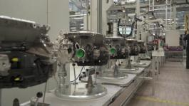 Production: 5th generation eDrive electric motor