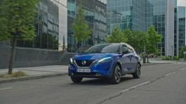 2021 06 01 All-New Nissan Qashqai Dynamic B-roll