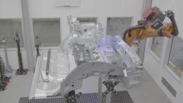 Production body shop