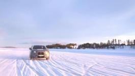 Winter test Sweden