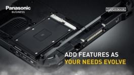 TOUGHBOOK G2 - Rugged perfection Evolved to adapt