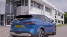"""Nissan Qashqai e """"l'odore di auto nuova"""" (1)"""