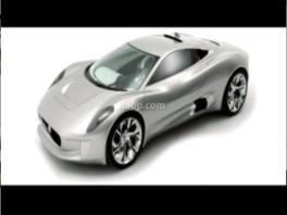 Jaguar C-X 75 - Design