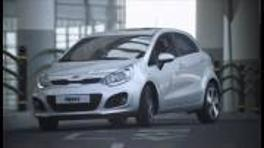 All-new Kia Rio (driving)