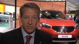 Intervista a Jacques Bousquet - Direttore Generale di Renault Italia