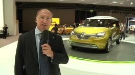 Standup Andrea Baracco - Direttore Immagine e Comunicazione di Renault Italia
