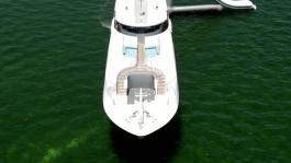 M Y Just Enough  Yacht Slide + Critter Free Pool   Liquid Ra-1