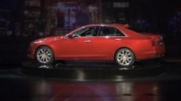 Cadillac CTS Broll