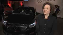 Jeanne Merchant, Buick