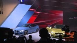 BMW 2 Series Coupe, BMW M3 Sedan and MBW M4 Coupe make world