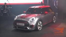 Mini unveils the John Cooper Works Concpet at the 2014 NAIAS