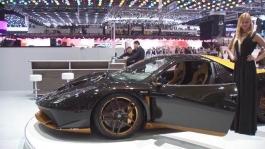 General view Geneva Motor Show