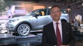 intervista Daniele Maver Presidente Jaguar Land Rover Italia