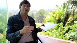 interview Ashton Kutcher