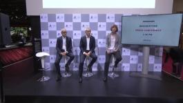 Conférence de presse Bridgestone   Paris Motor Show 2018 720p