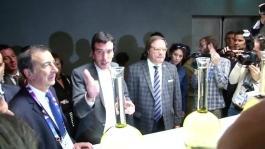 ministro martina ringraziamento vinitaly