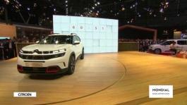 Conférence de presse Citroën   Paris Motor Show 2018
