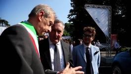 """FCA all'evento """"Parco Valentino - Salone & Gran Premio"""" di Torino"""