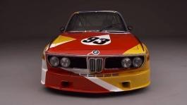 Banca Immagini 1975 BMW 3.0 CSL by Alexander Calder parte 2
