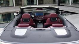 AMG S 63 cabrio - design 02